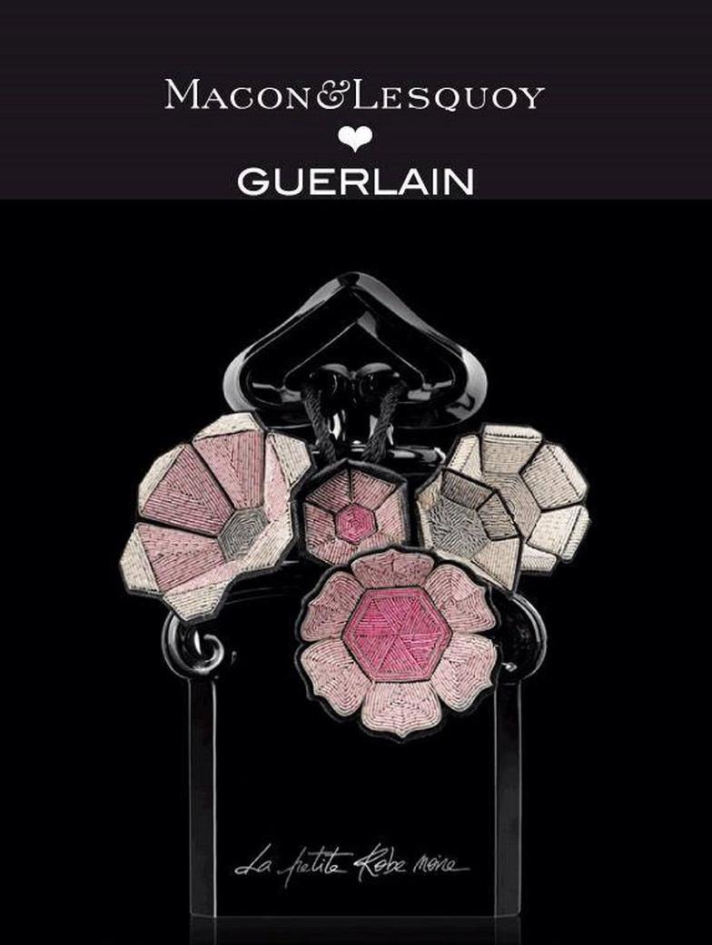 la petite robe noire macon lesquoy edition guerlain perfume a new fragrance for women 2014. Black Bedroom Furniture Sets. Home Design Ideas