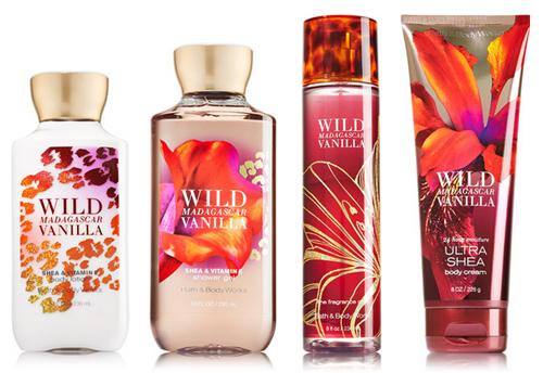 Wild Madagascar Vanilla Bath And Body Works Perfume A