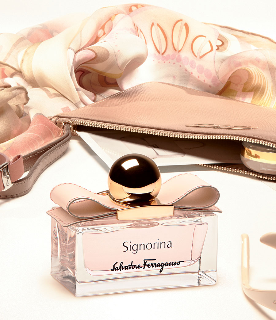 Signorina Leather Edition Salvatore Ferragamo аромат - новый ...