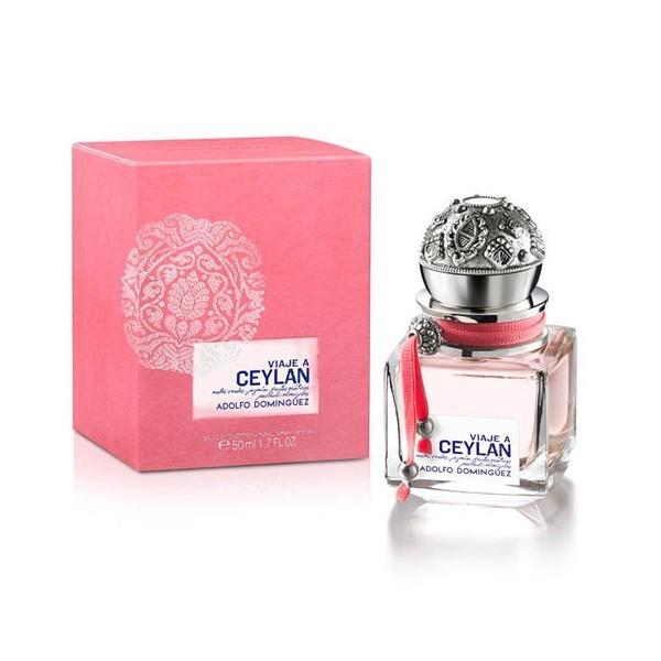 Viaje a ceylan mujer adolfo dominguez perfume a new for Adolfo dominguez u woman
