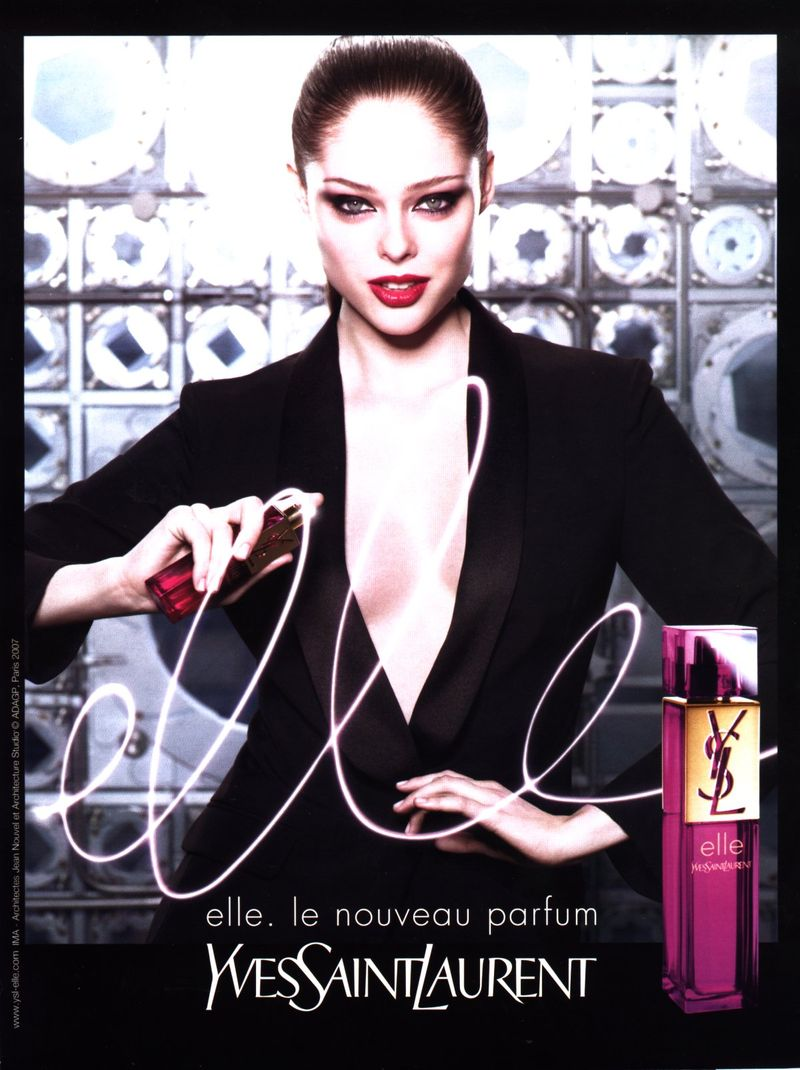Elle yves saint laurent perfume a fragrance for women 2007 for Miroir yves saint laurent