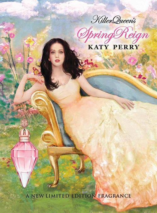 Rose Perfume: Spring Reign Katy Perry Perfume