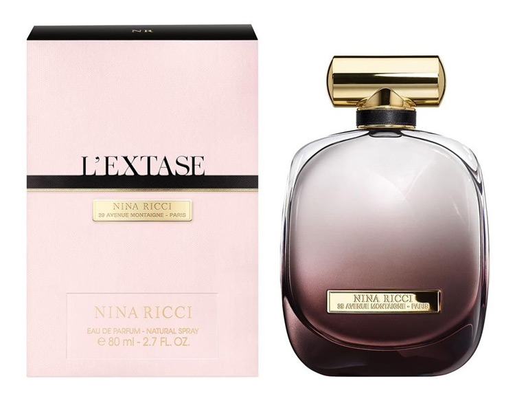 l extase nina ricci perfume a new fragrance for women 2015. Black Bedroom Furniture Sets. Home Design Ideas
