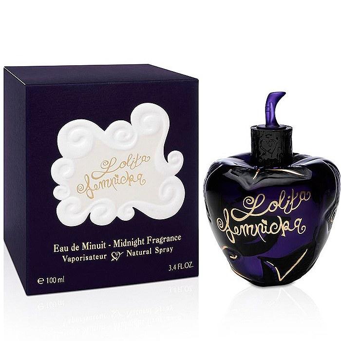 illusions noires le premier parfum eau de minuit lolita lempicka perfume a new fragrance for. Black Bedroom Furniture Sets. Home Design Ideas