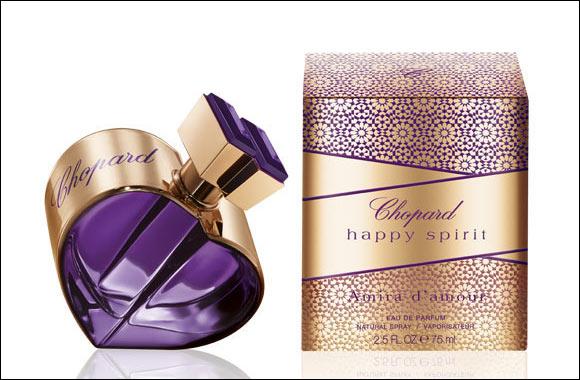 Happy Spirit Amira D Amour Chopard Perfume A New