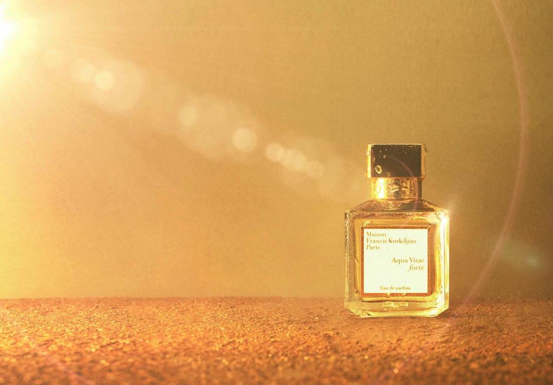 Aqua vitae forte maison francis kurkdjian perfume a new for Aqua vitae forte maison francis kurkdjian