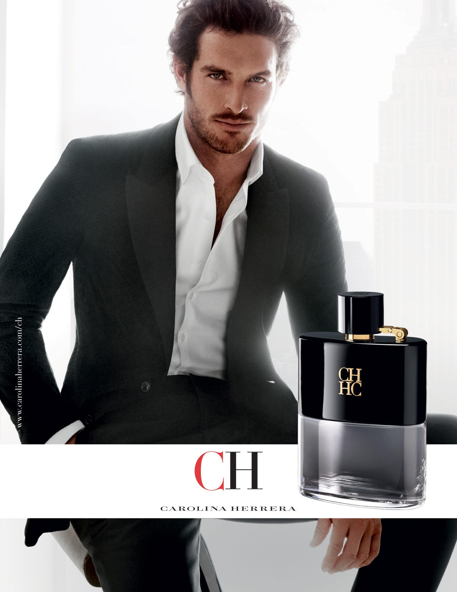 ch men prive carolina herrera cologne a new fragrance. Black Bedroom Furniture Sets. Home Design Ideas