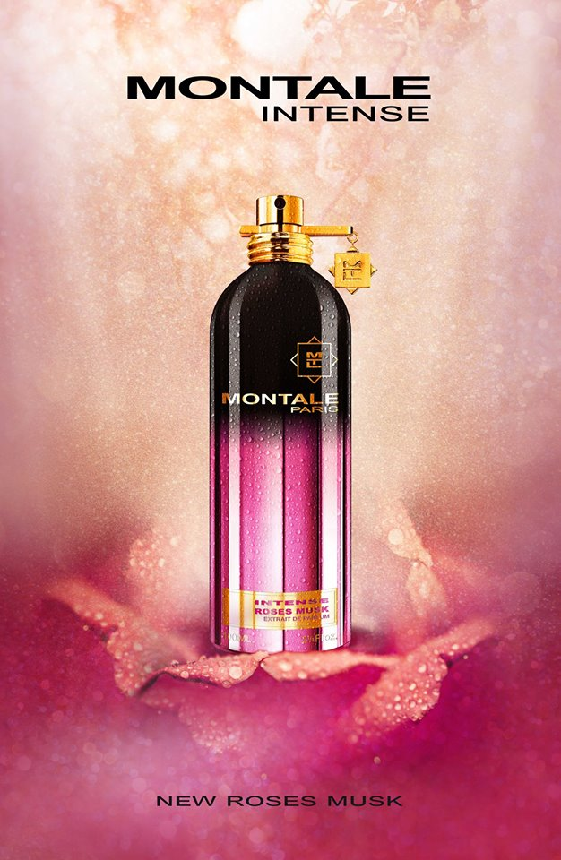 Montale Musk Perfume Intense Roses Musk Montale For