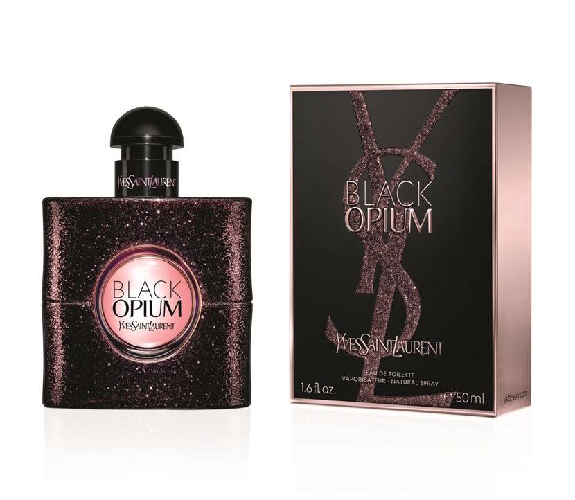 Black Opium Eau De Toilette Yves Saint Laurent Perfume A