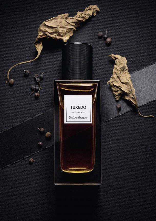 tuxedo yves saint laurent perfume a new fragrance for women and men 2015. Black Bedroom Furniture Sets. Home Design Ideas