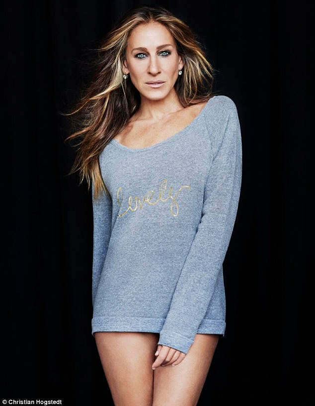 Lovely 10th Anniversary Edition Sarah Jessica Parker ...