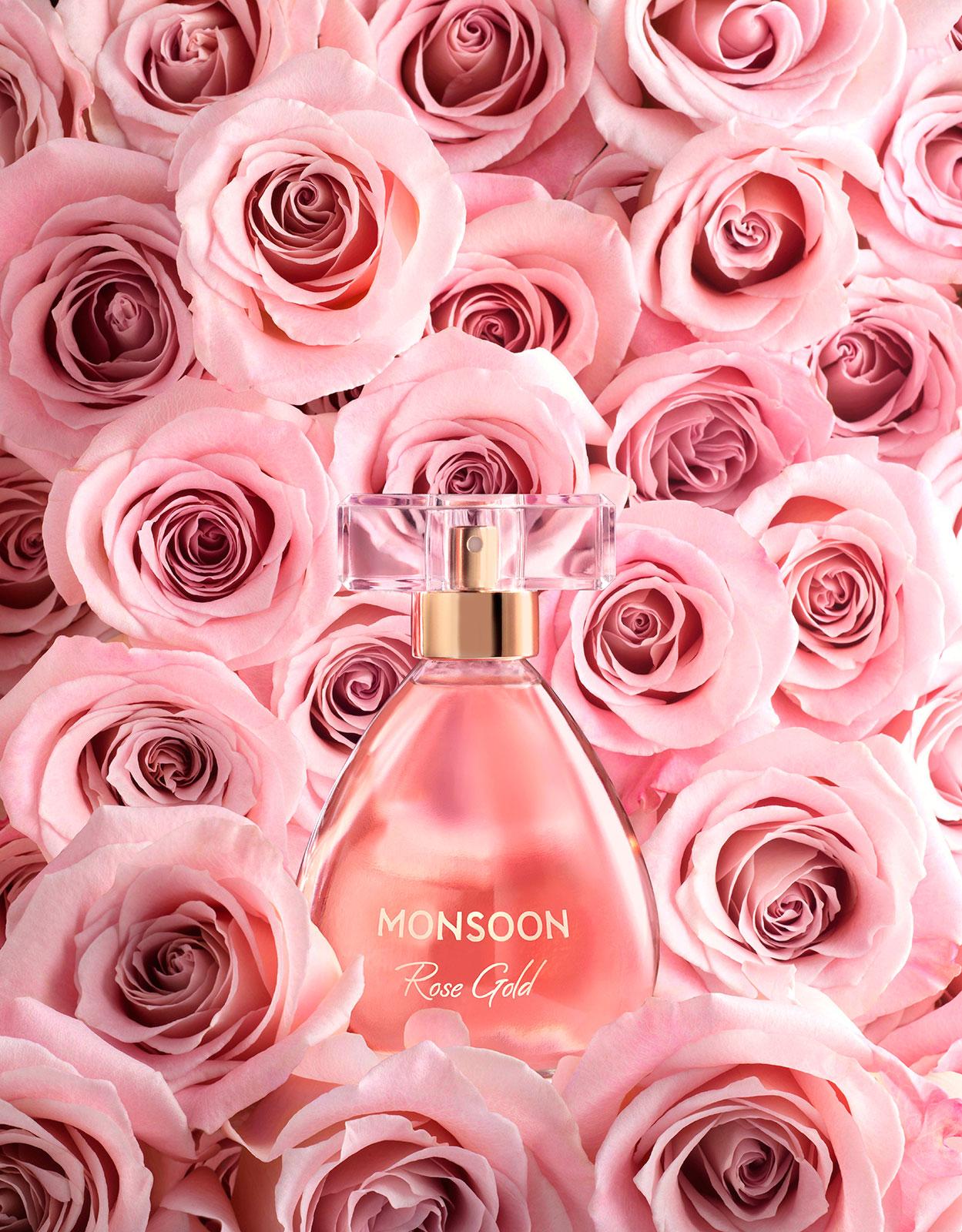Rose Gold Monsoon Perfume A New Fragrance For Women 2015