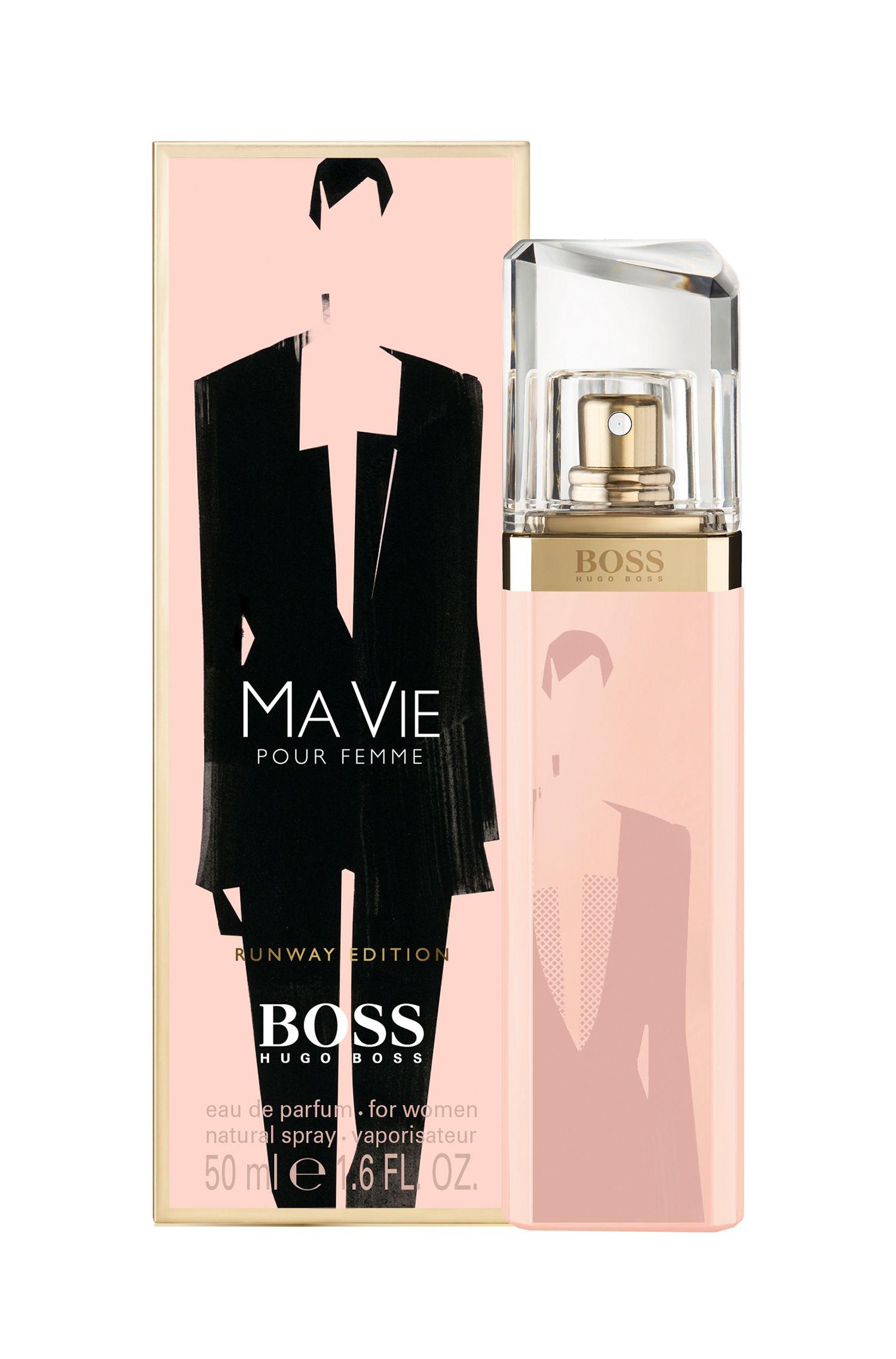 Boss Ma Vie Pour Femme Runway Edition Hugo Boss perfume ...