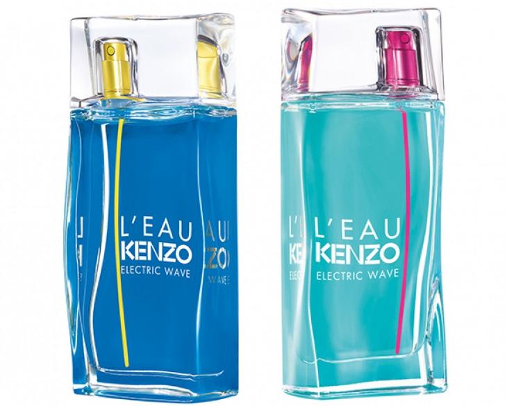 L Eau Par Kenzo Electric Wave Pour Femme Kenzo Perfume A