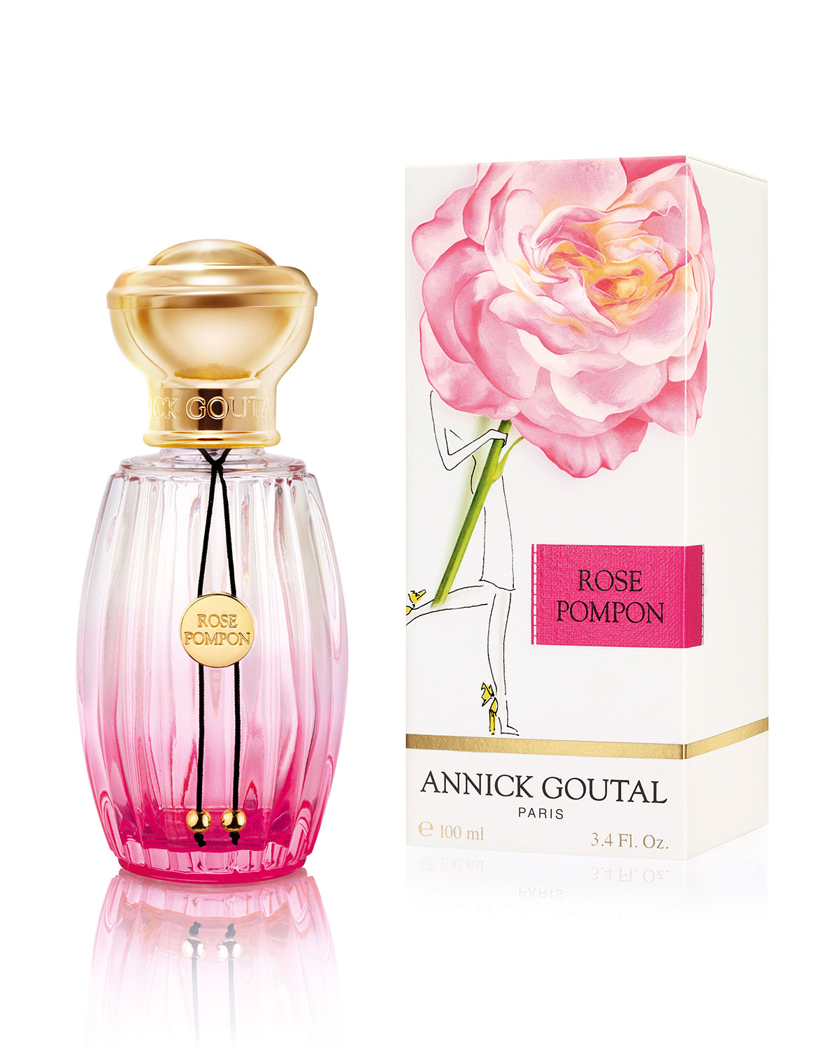 Rose Pompon Annick Goutal perfume