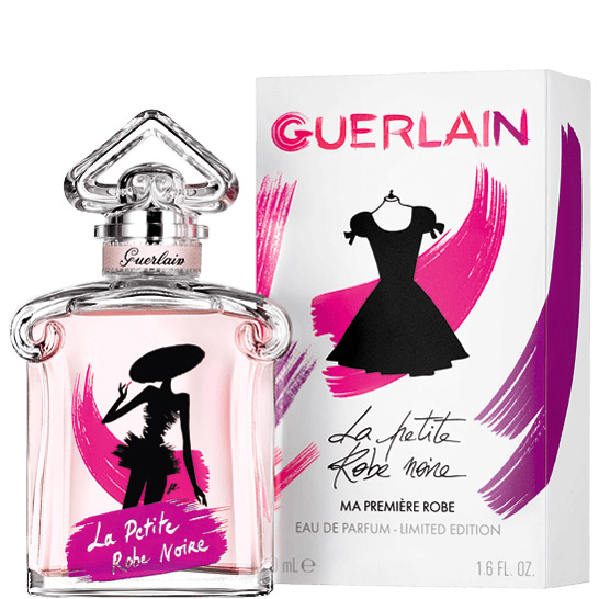 la petite robe noire ma premiere robe 2016 guerlain perfume a new fragrance for women 2016. Black Bedroom Furniture Sets. Home Design Ideas