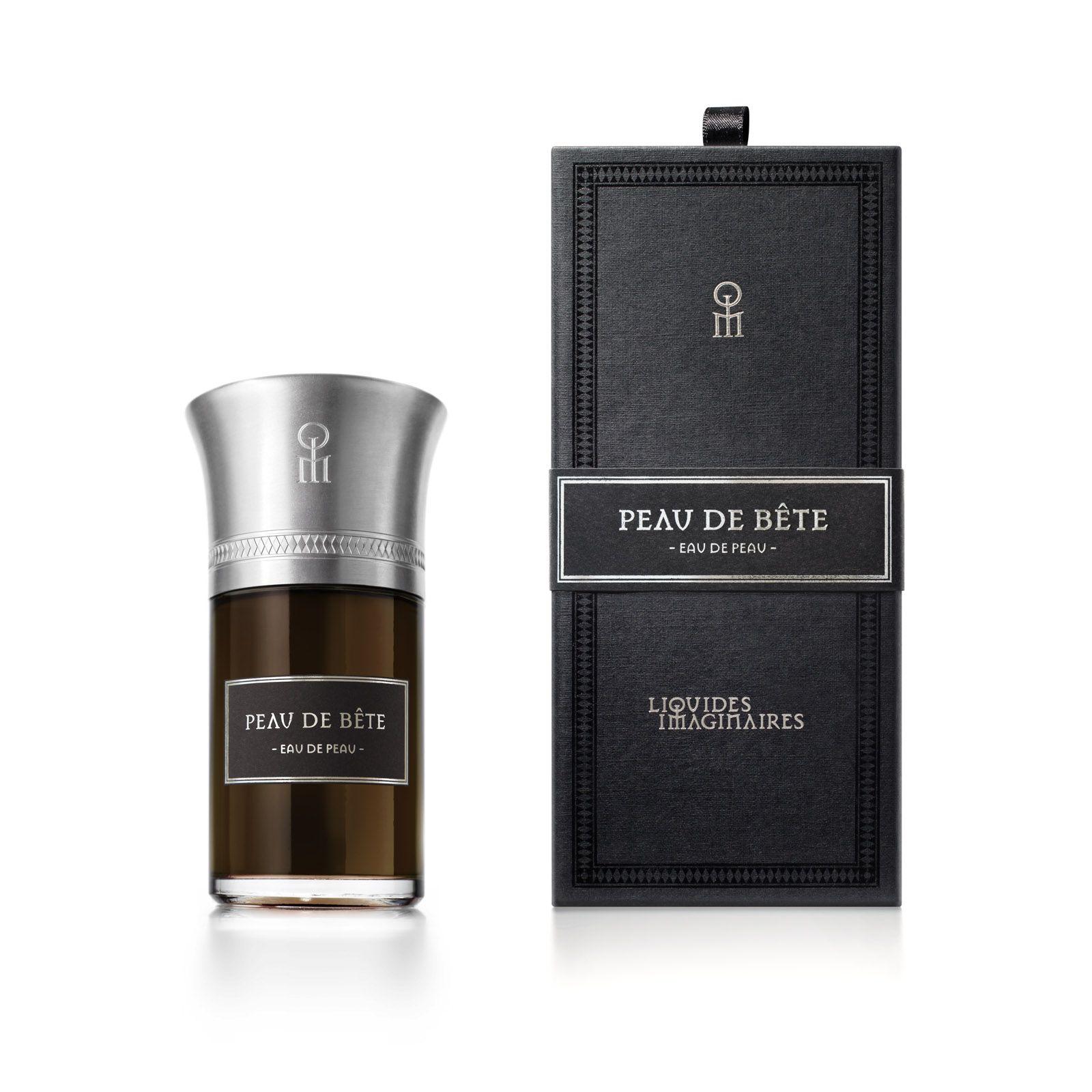 peau de bete les liquides imaginaires parfum un nouveau parfum pour homme et femme 2016. Black Bedroom Furniture Sets. Home Design Ideas