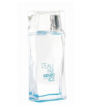 l eau par kenzo ice pour femme kenzo perfume a fragrance for women 2008. Black Bedroom Furniture Sets. Home Design Ideas