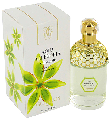 aqua allegoria anisia bella guerlain perfume a fragrance for women and men 2004. Black Bedroom Furniture Sets. Home Design Ideas