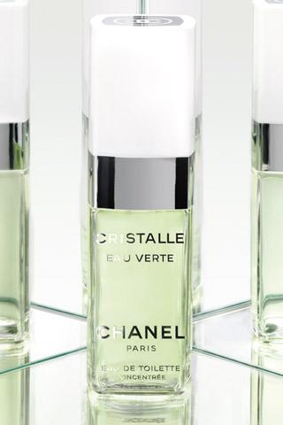 cristalle eau verte chanel perfume a fragrance for women. Black Bedroom Furniture Sets. Home Design Ideas
