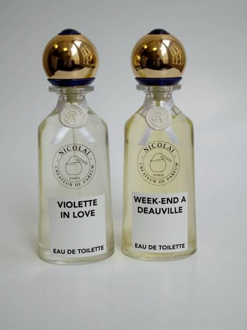 week end a deauville nicolai parfumeur createur perfume