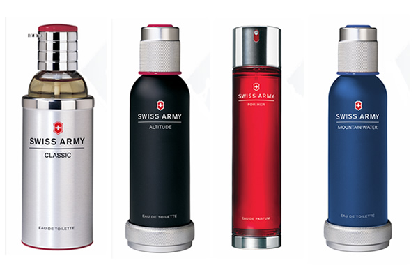 Swiss Army For Her Victorinox Swiss Army Perfume A
