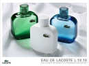 Eau de Lacoste L.12.12. Green Lacoste for men Pictures