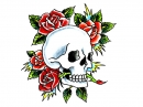 Ed Hardy Skulls &amp; Roses for Him Christian Audigier for men Pictures