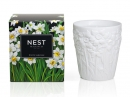 White Narcisse Nest for women Pictures