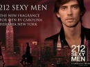 212 Sexy Men Carolina Herrera for men Pictures