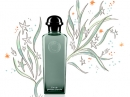 Eau de Gentiane Blanche Hermes for women and men Pictures