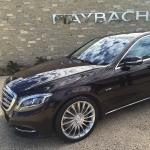 Mercedes Maybach Agarwood Interior Fragrance