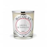 Nicolaï Parfumeur Créateur: Jardins de Babylon Home Fragrance Line