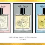 Rose Silence, Tea Tonique, L'Eau Magnetique by Miller Harris