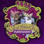 It's Kittylicious: Velvet and Sweet Pea's Purrfumery