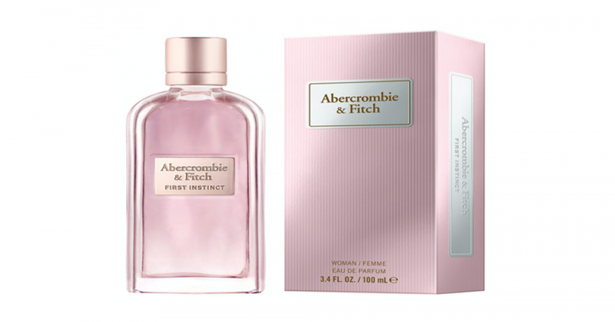 Abercrombie and fitch first instinct