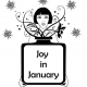 Joy in January - a Natural Perfumers Guild Internet Blog Project