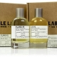 Le Labo LYS 41 and YLANG 49