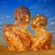 Olivier Durbano: Prométhée - Burning Man