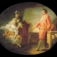 Smelling Paintings by Fragonard in Paris