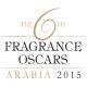 The 6th Fragrance OSCARS Arabia 2015 - Pobednici!