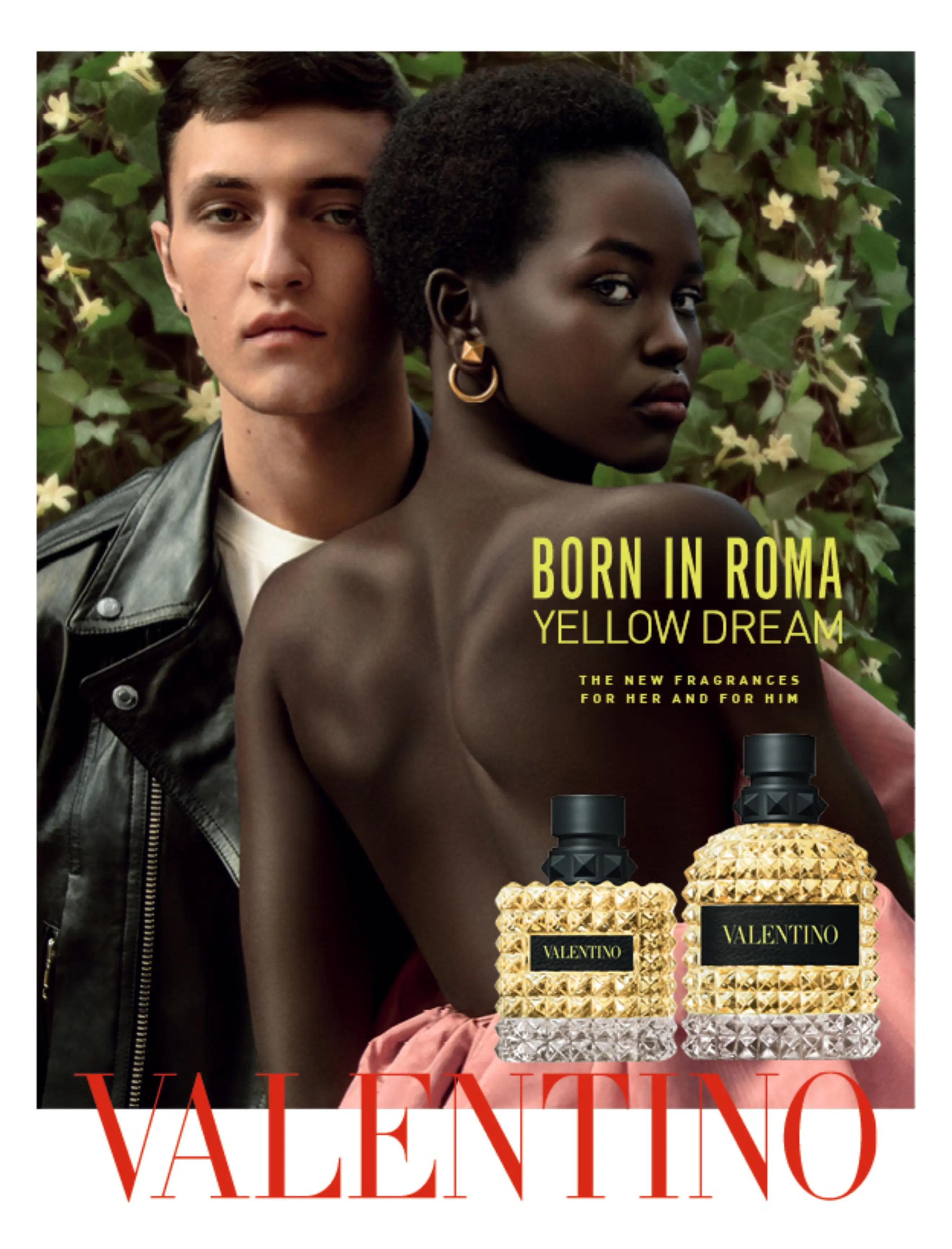 Il Nuovo Duo Valentino Born in Roma Yellow Dream ~ Nuove Fragranze