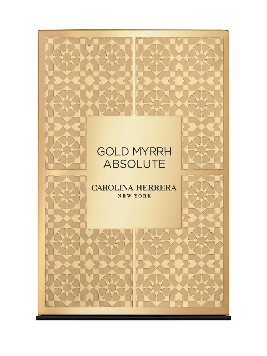 Carolina Herrera Gold Myrrh Absolute
