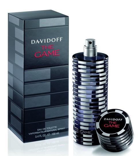 Davidoff The Game New Fragrances