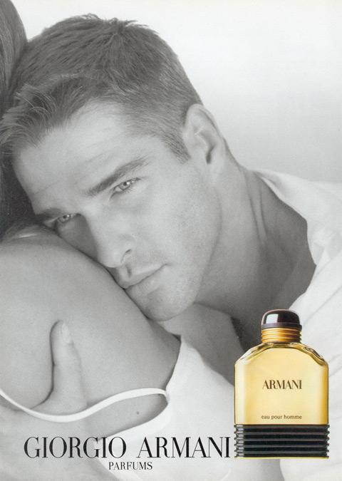 Armani Eau Pour Homme And Eau De Nuit New Fragrances