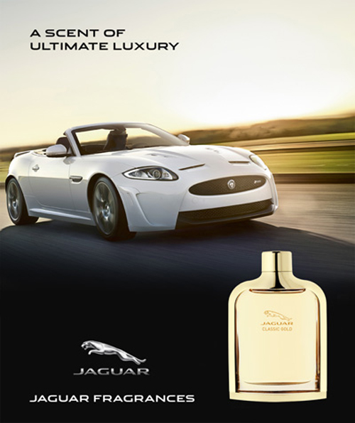 Jaguar Classic Gold And Jaguar Classic Red New Fragrances