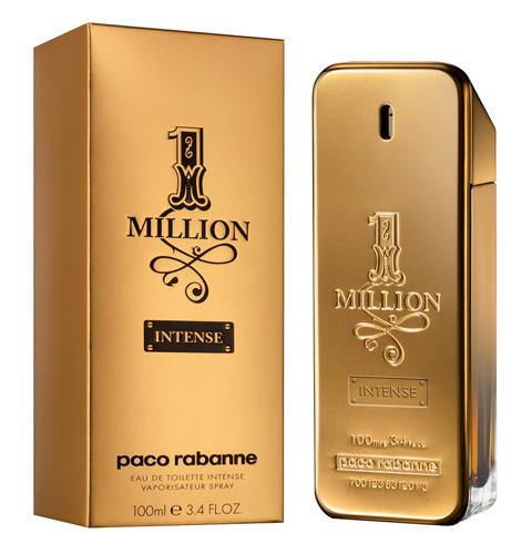 1 Million Intense de Paco Rabanne ~ Nuevas Fragancias