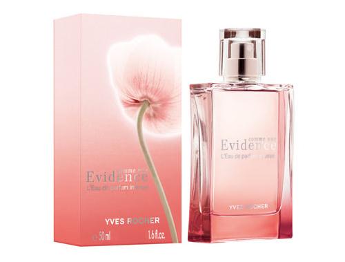 Yves Rocher Comme Une évidence Leau De Parfum Intense New Fragrances