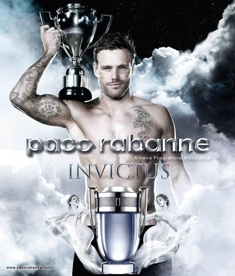Paco Rabanne Invictus New Fragrances