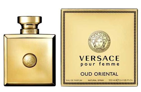 Versace Pour Femme Oud Oriental новые ароматы